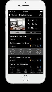 wir planen ihr smart home volle kontrolle via smartphone. Black Bedroom Furniture Sets. Home Design Ideas